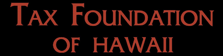 Tax Foundation of Hawaii