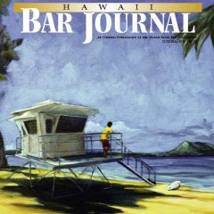 "Hawaii Bar Journal:  Demystifying ""Contractors"" in the Hawaii General Excise Tax"