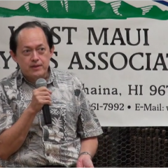 West Maui Taxpayers Association Annual Meeting